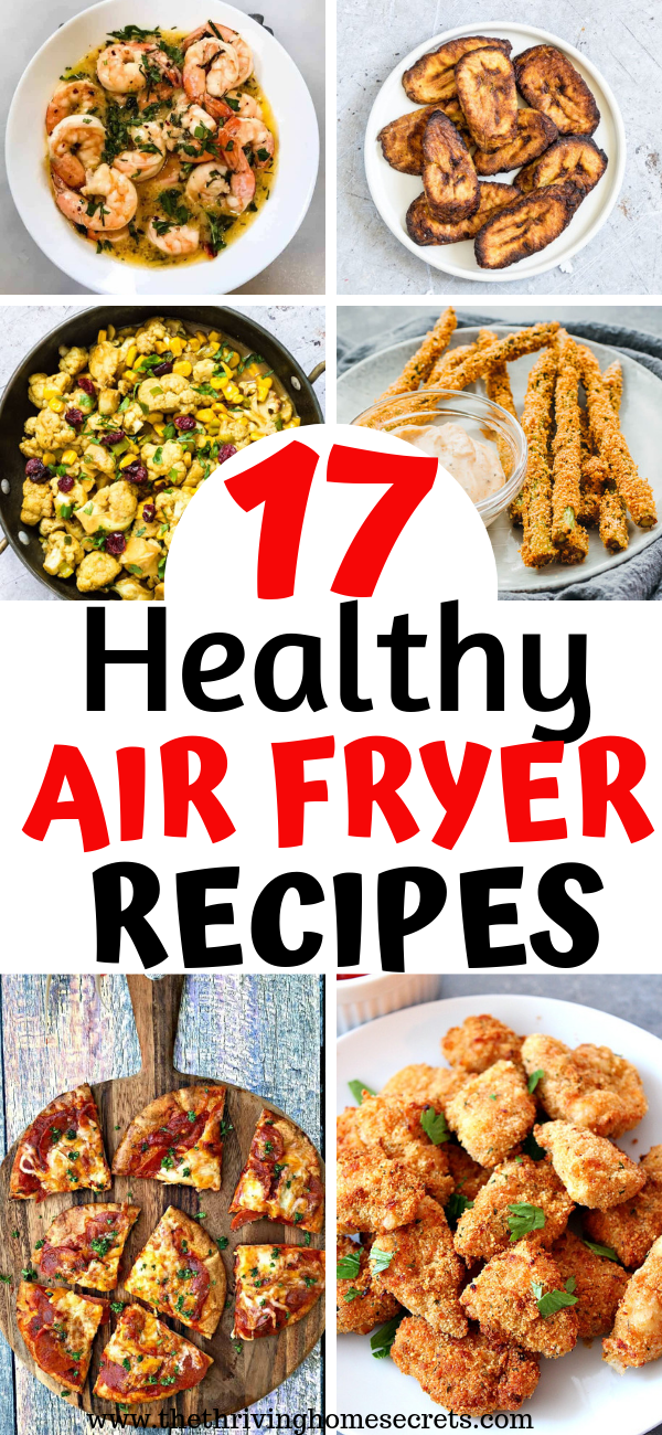 delicious air fryer recipes