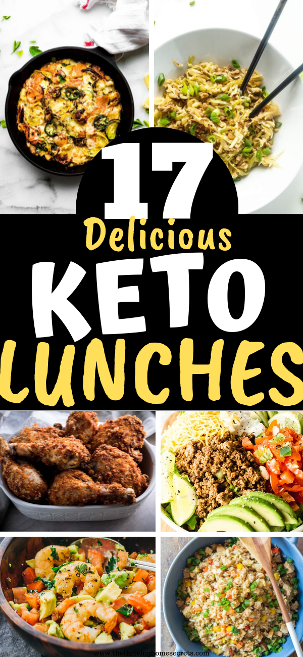 keto lunches on the go