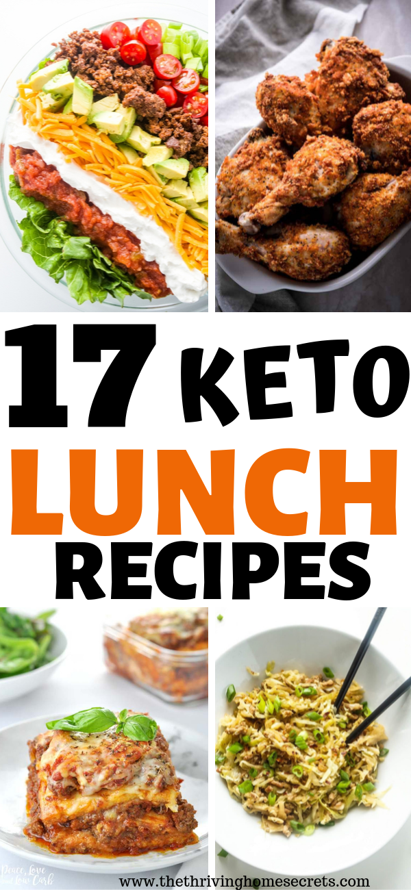 keto lunch ideas